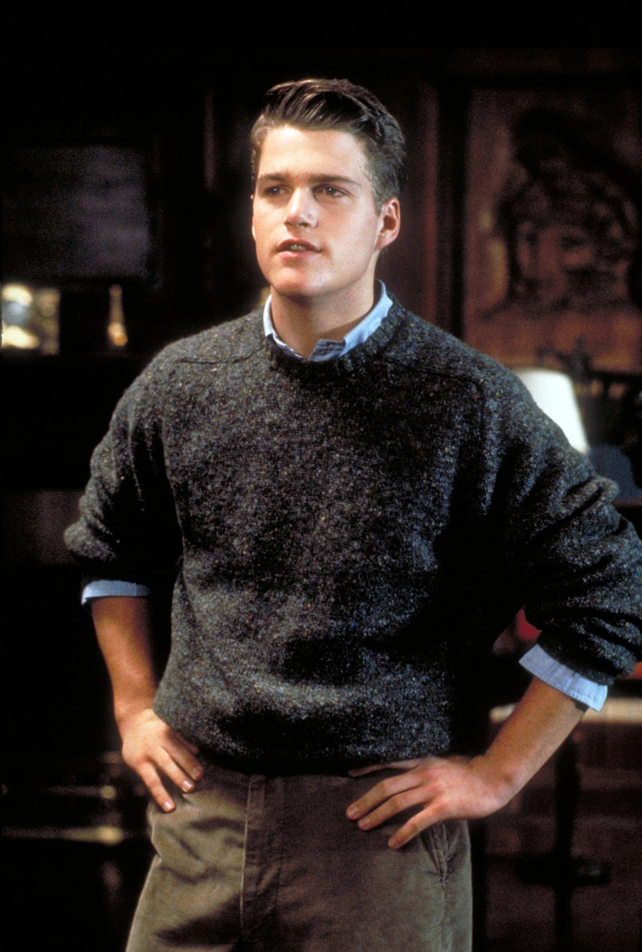 Chris O'Donnell High