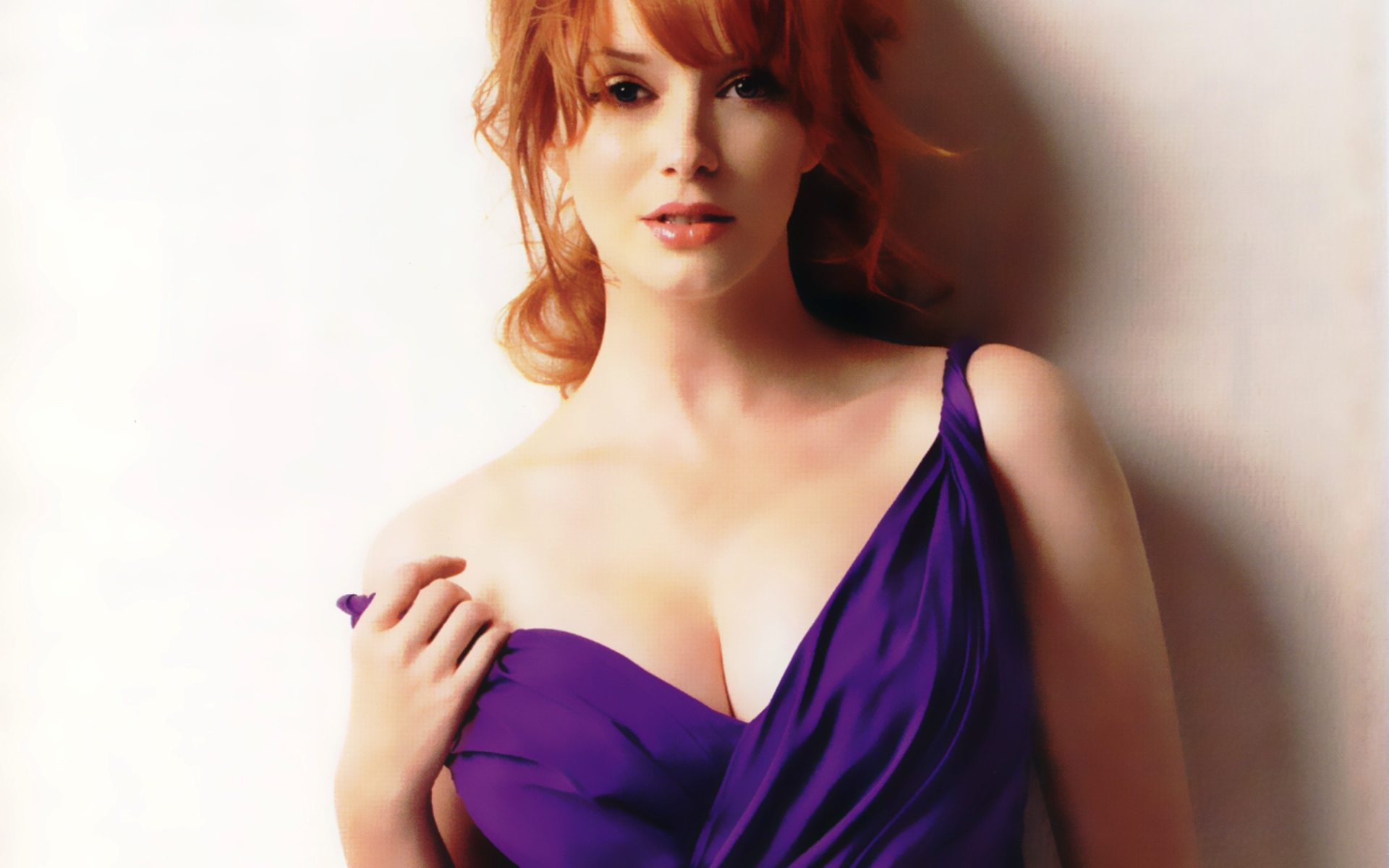 Christina Hendricks Desktop wallpaper