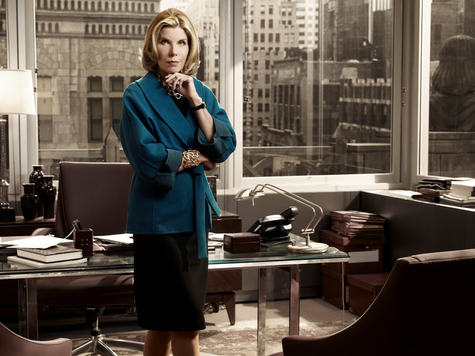 Christine Baranski High