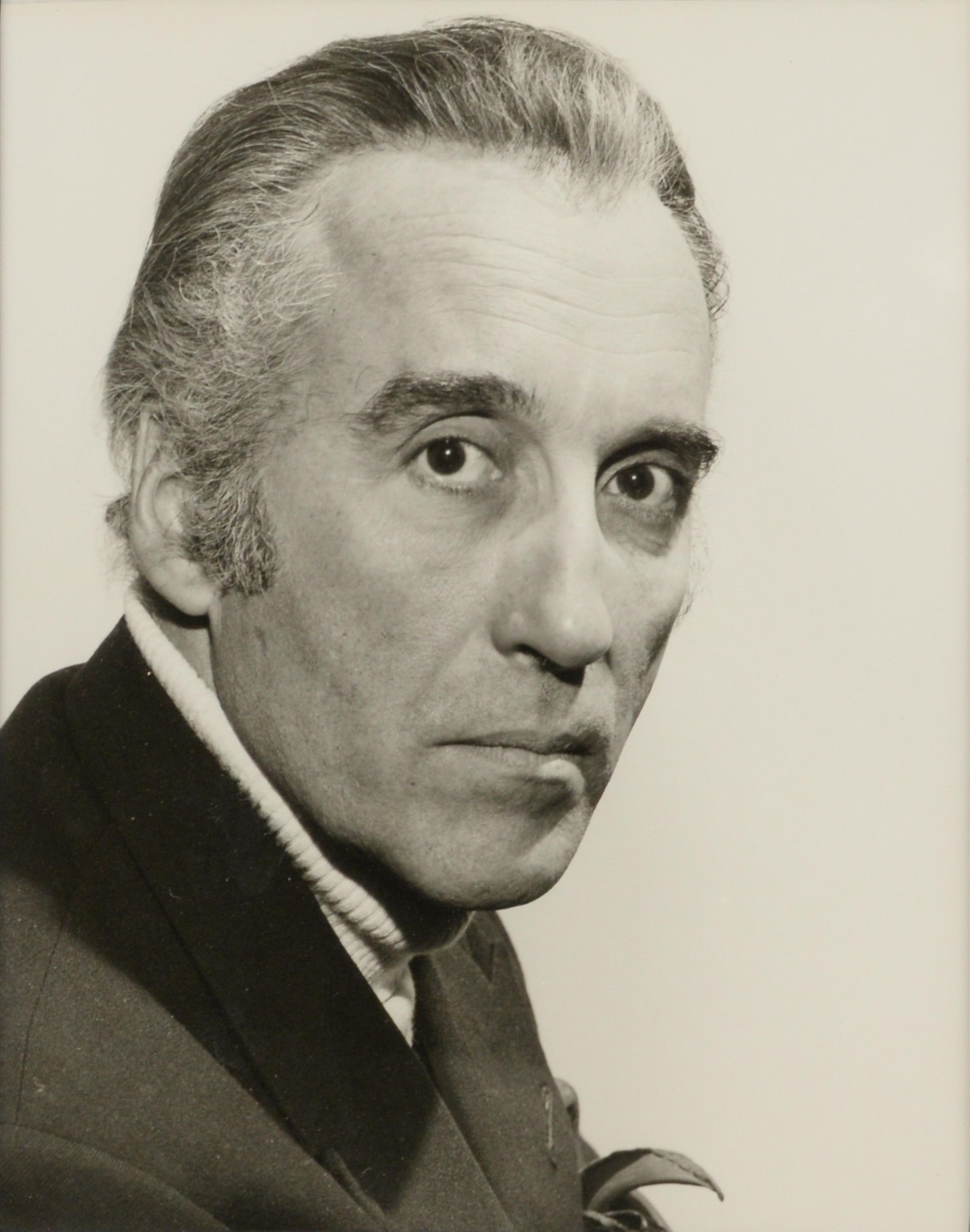 Christopher Lee Hot