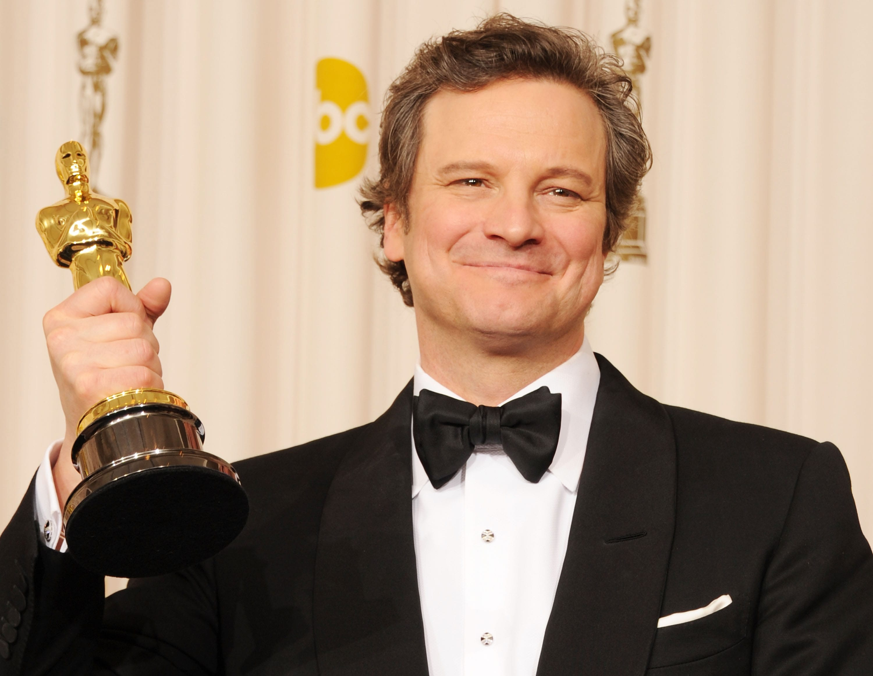 Colin Firth High