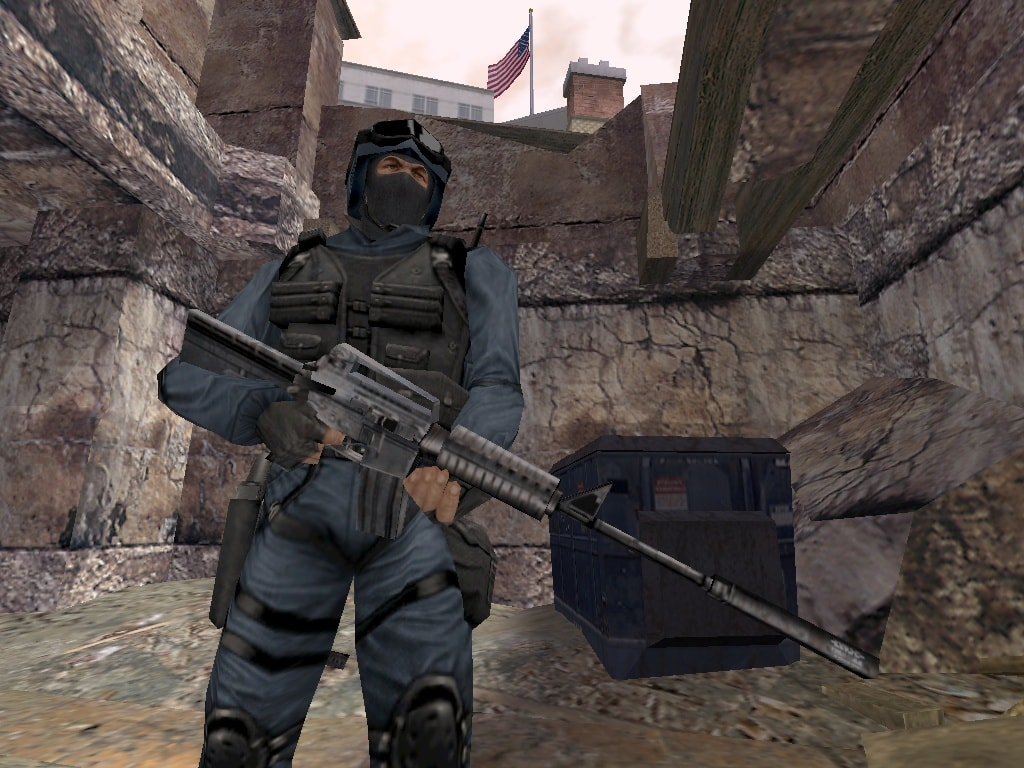 Counter-Strike: Condition Zero High
