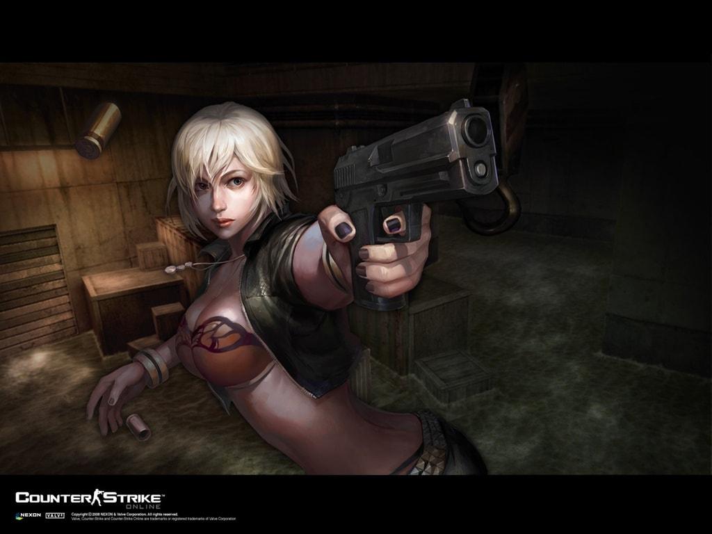 Counter-Strike Nexon: Zombies High