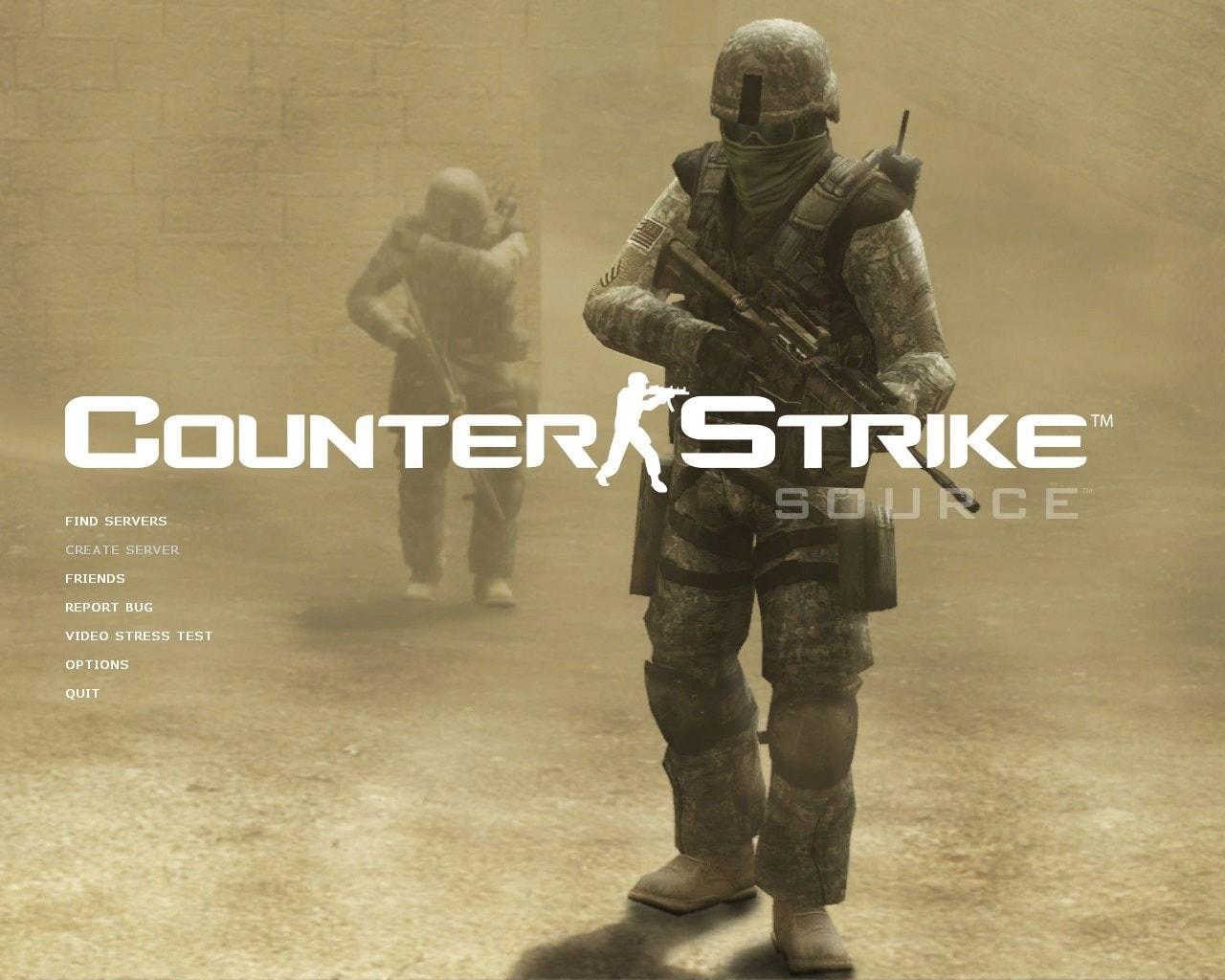 Counter-Strike: Source High