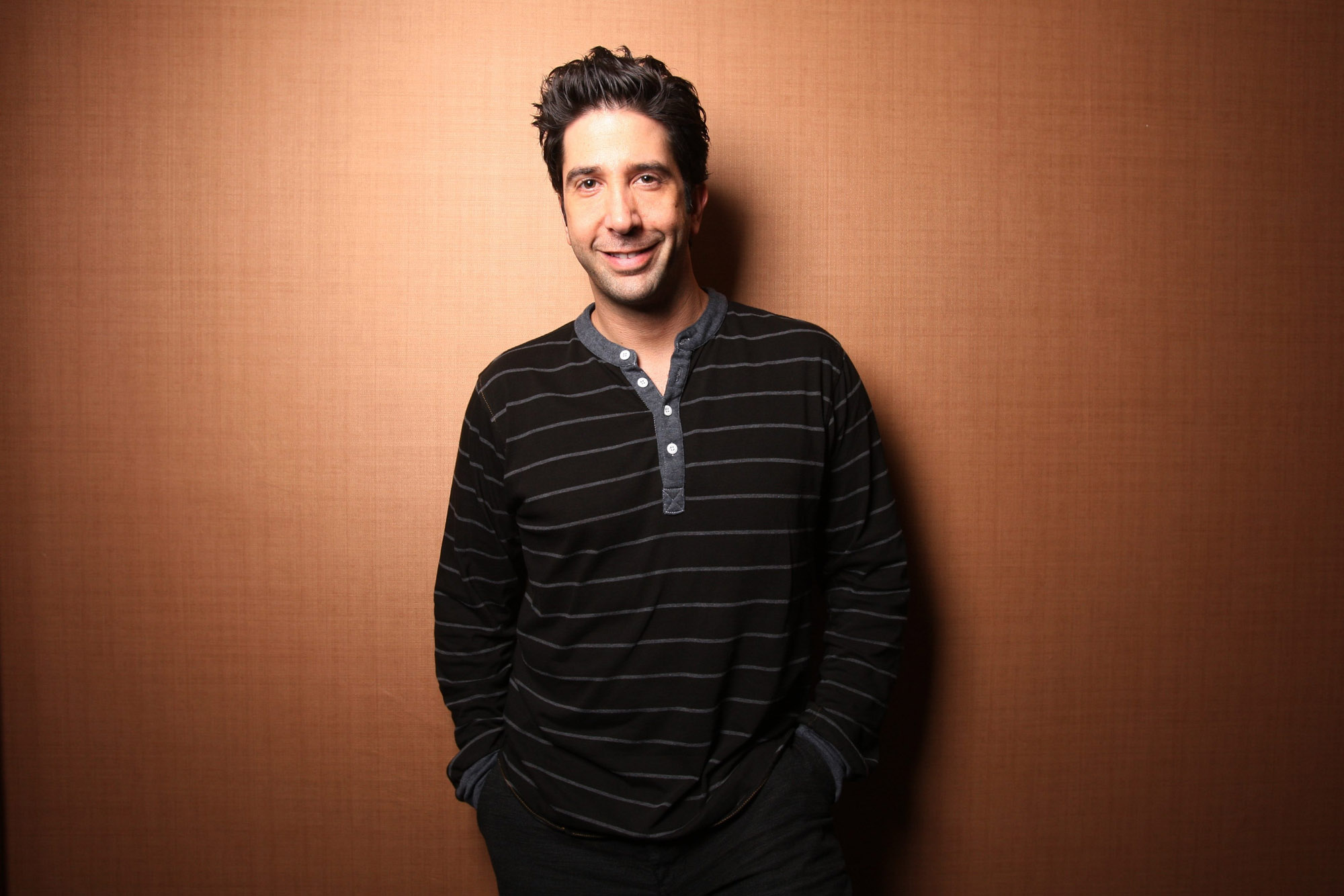 David Schwimmer High