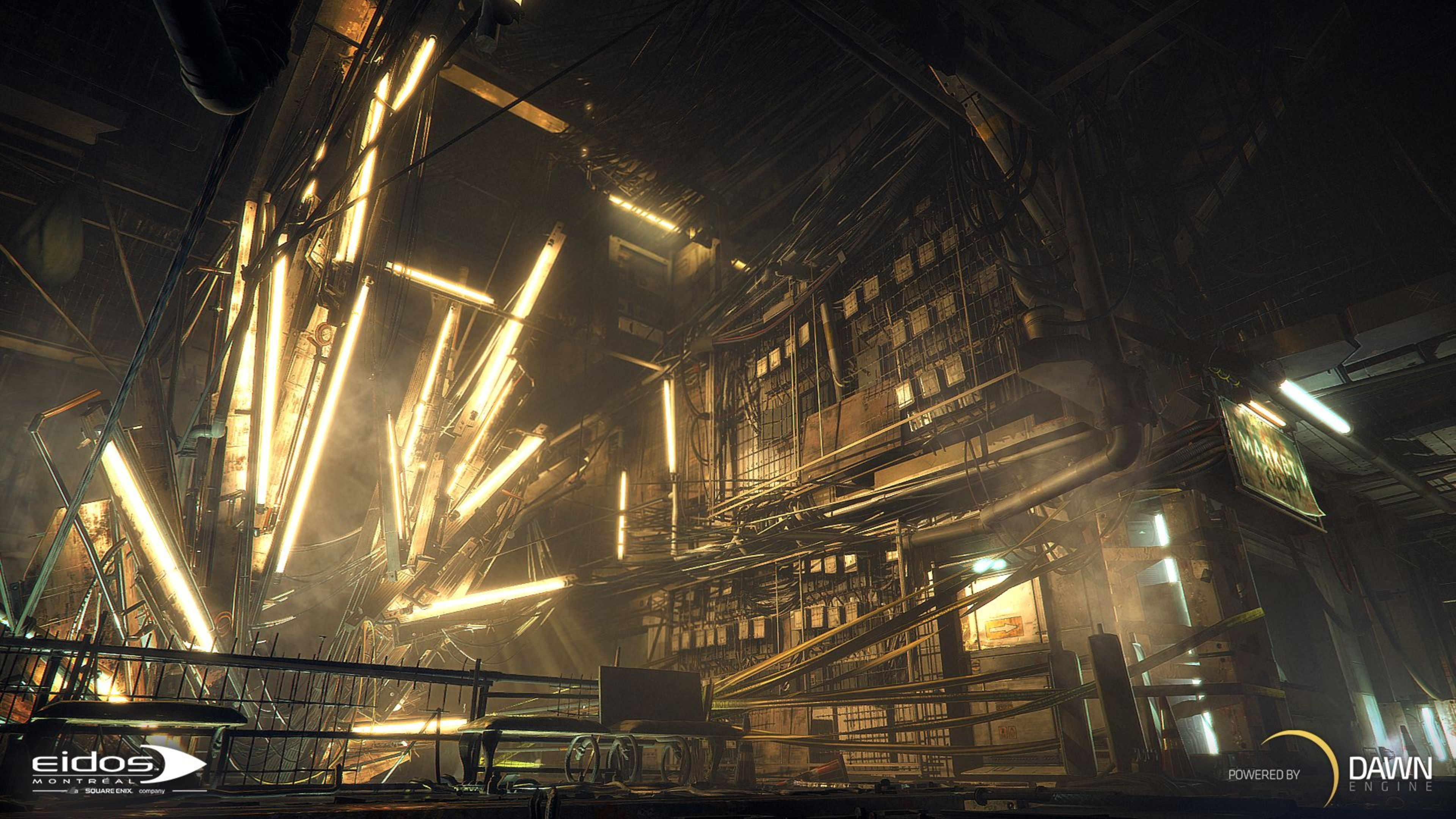 Deus Ex Mankind Divided High