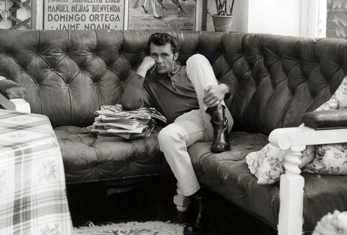 Dirk Bogarde High