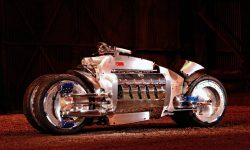 Dodge Tomahawk Desktop wallpaper