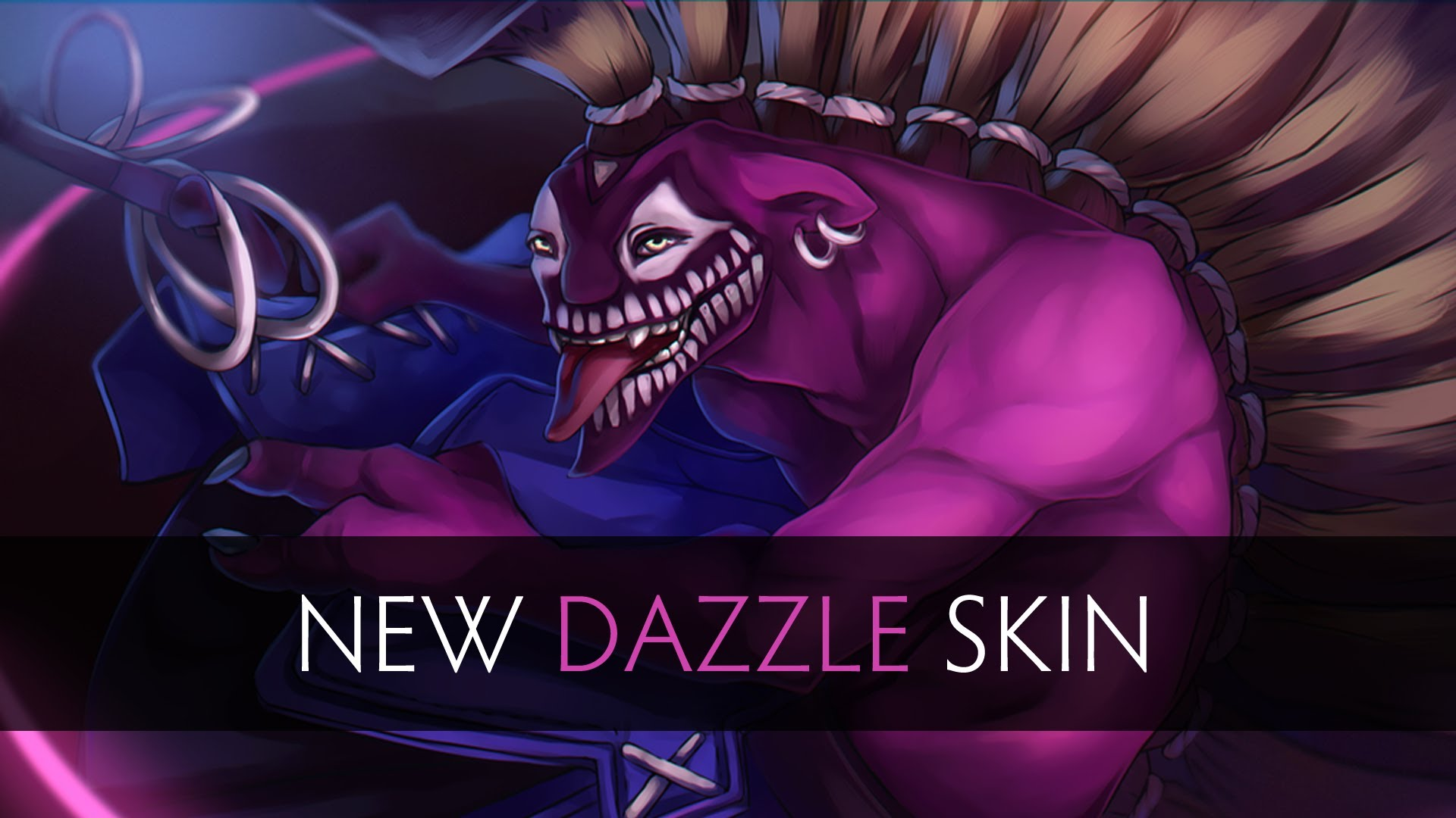 Dota2 : Dazzle Wide wallpapers