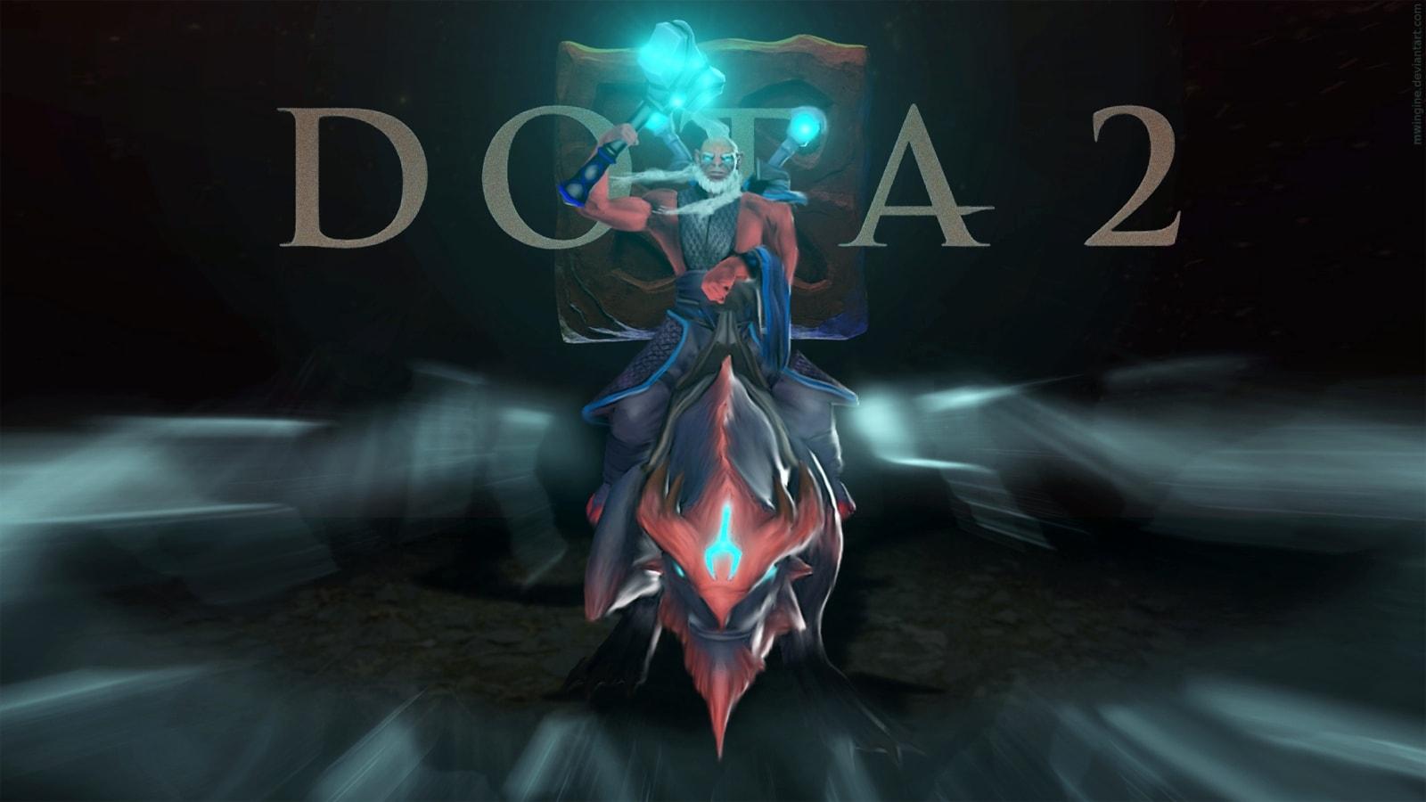 Dota2 : Disruptor High