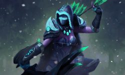 Dota2 : Drow Ranger High