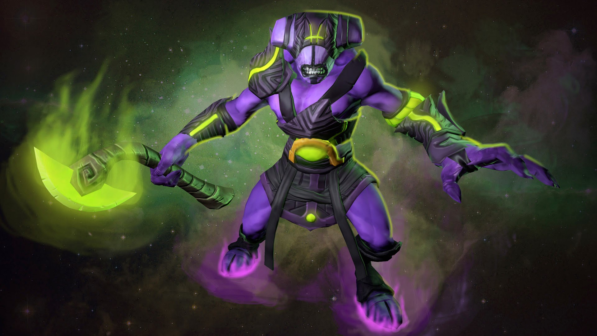 Dota2 : Faceless Void Wide wallpapers