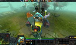 Dota2 : Gyrocopter widescreen for desktop