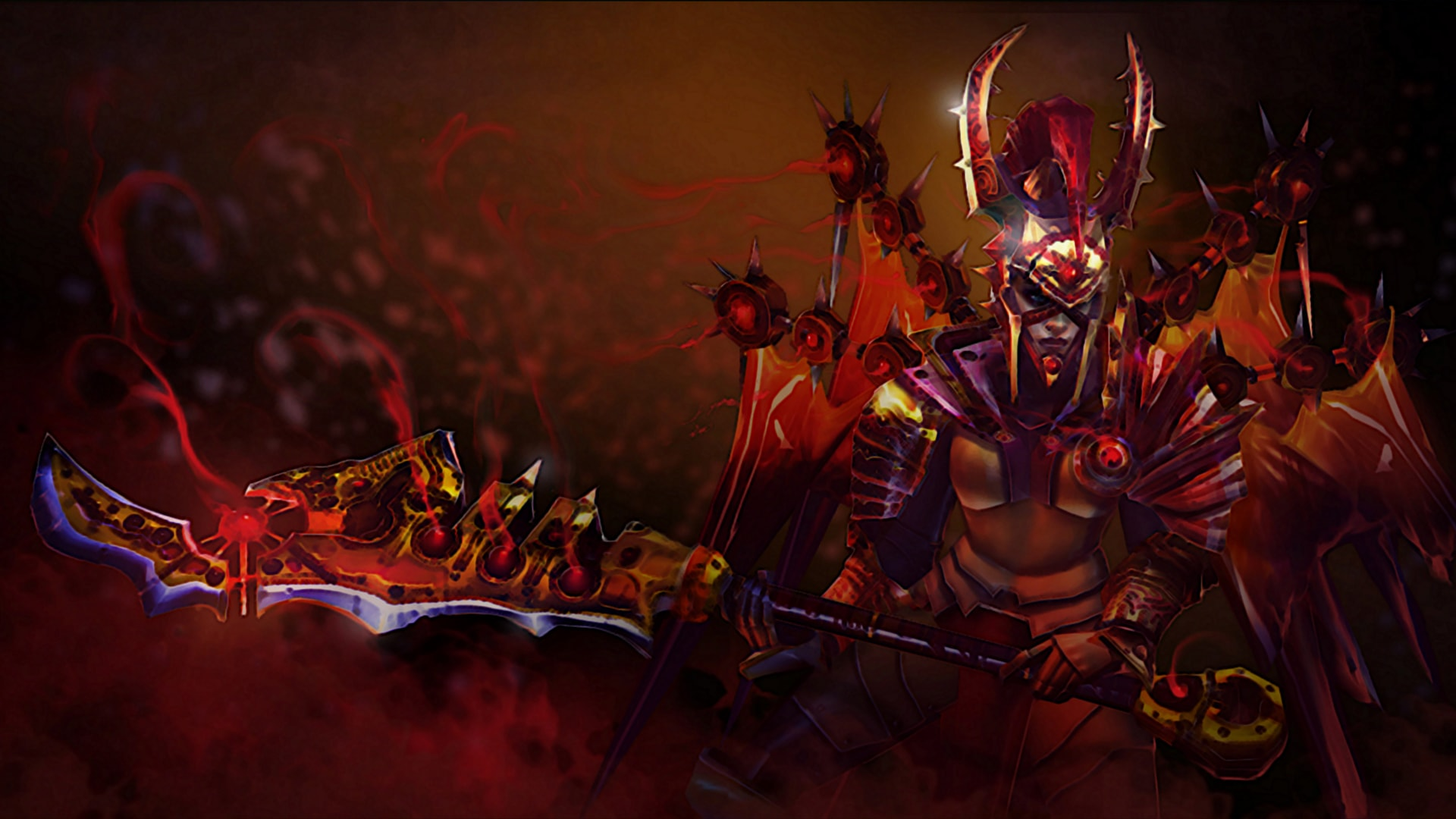 Dota2 : Legion Commander High