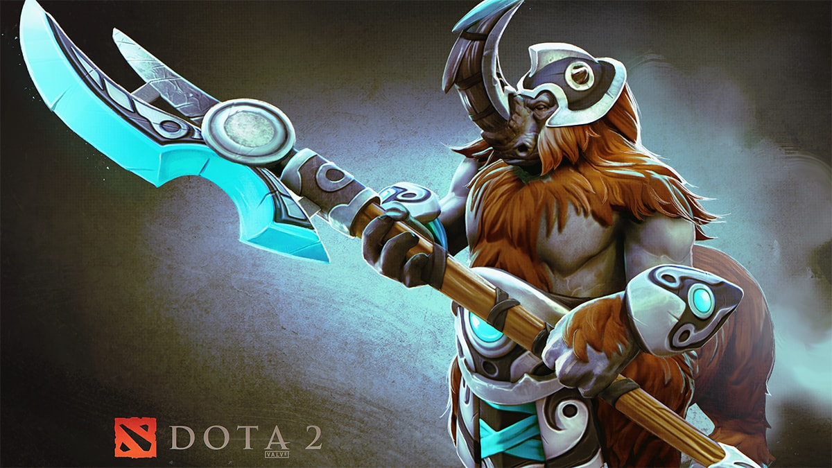 Dota2 : Magnus Desktop wallpapers