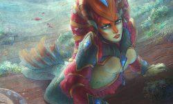 Dota2 : Naga Siren High