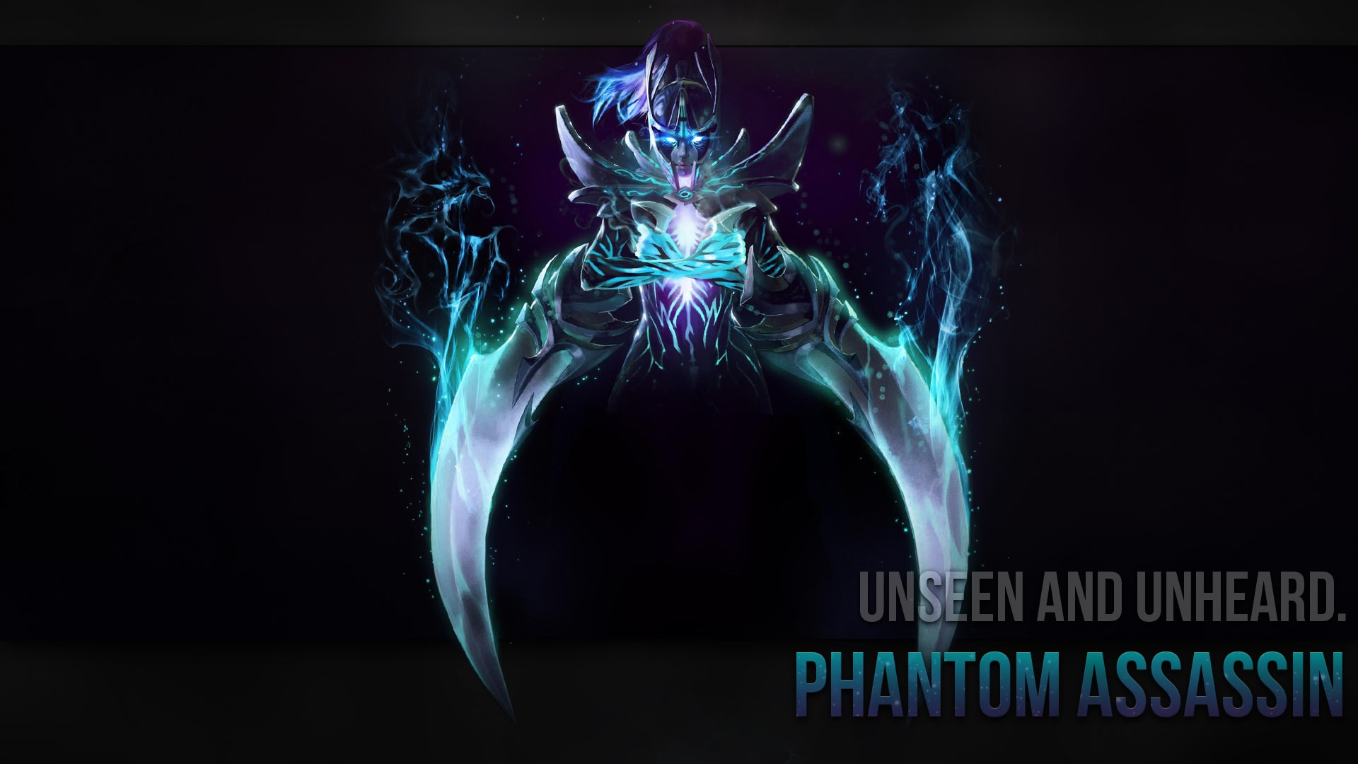 Dota2 : Phantom Assassin Wide wallpapers