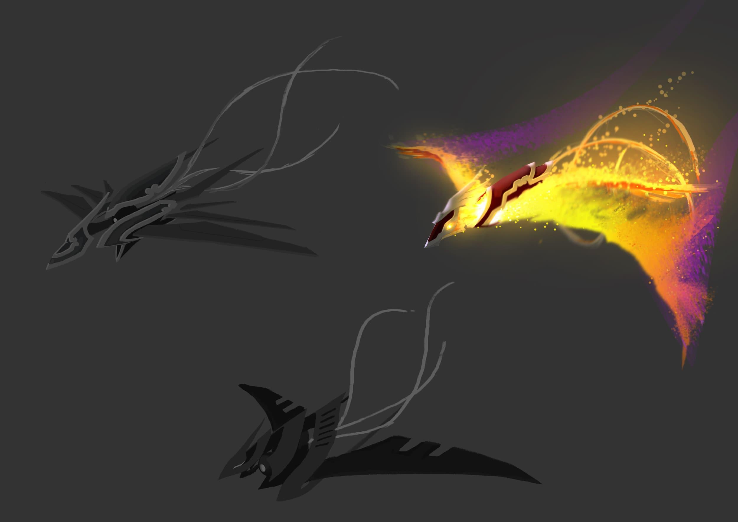 Dota2 : Phoenix Free