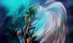 Dota2 : Skywrath Mage High