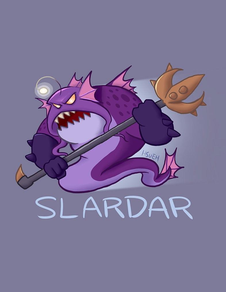 Dota2 : Slardar for mobile