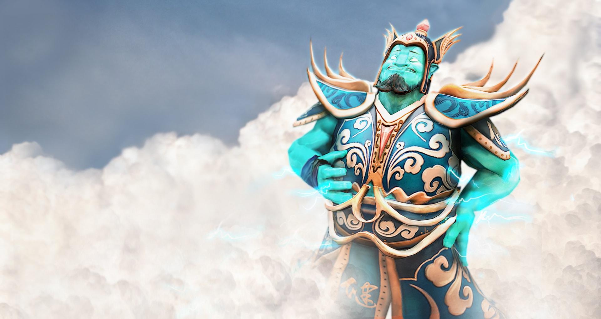 Dota2 : Storm Spirit High