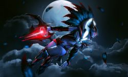 Dota2 : Vengeful Spirit High