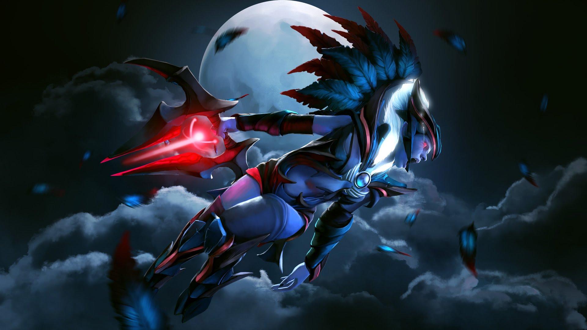 Dota2 : Vengeful Spirit High