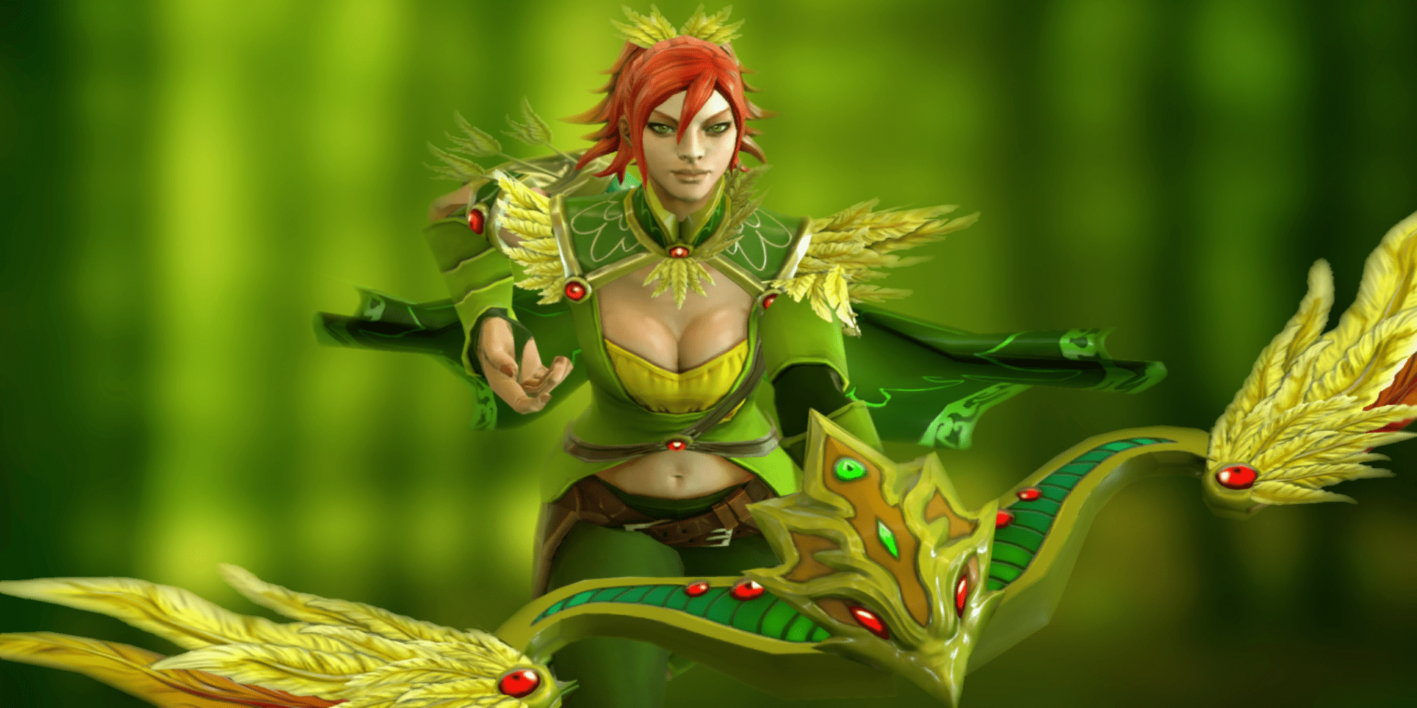 Dota2 : Windranger High