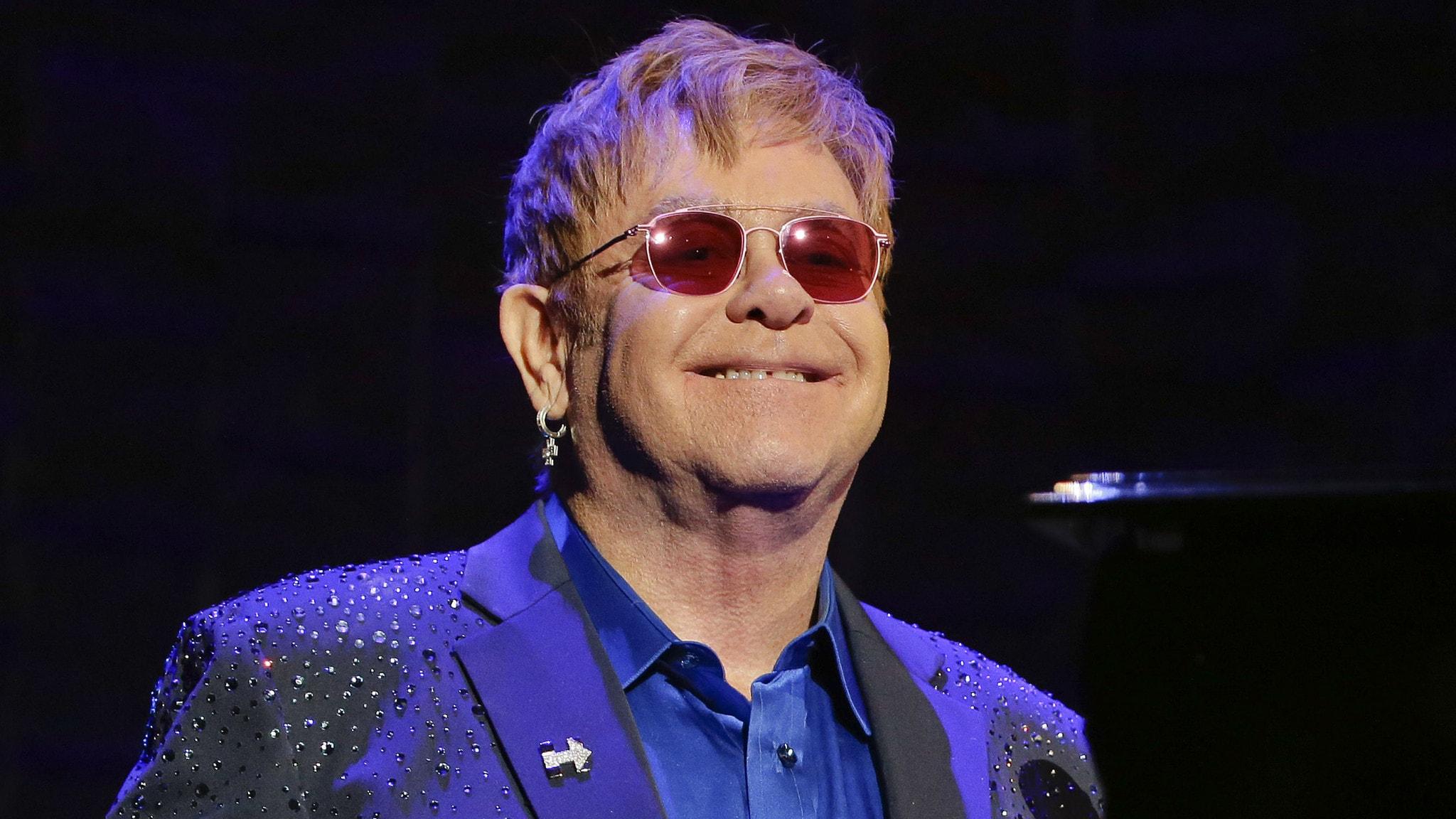 Elton John High