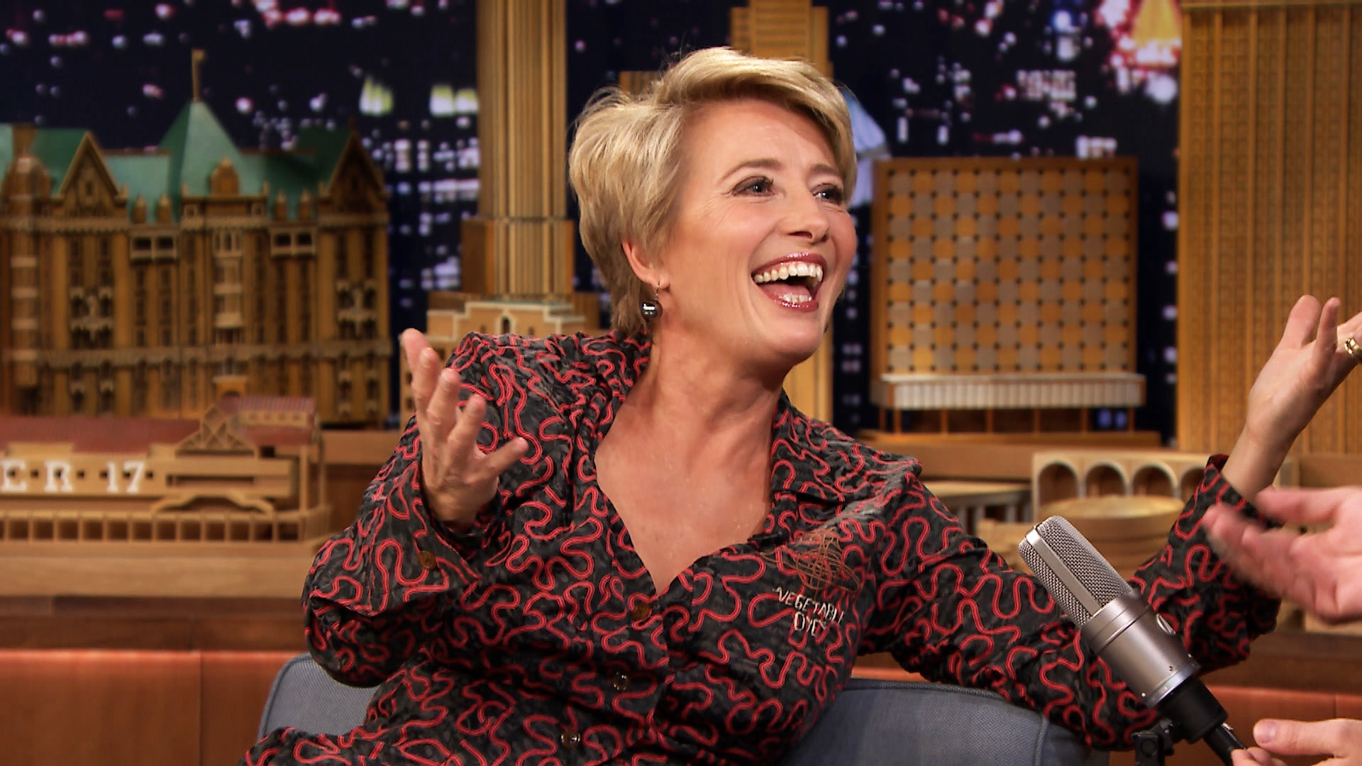 Emma Thompson High