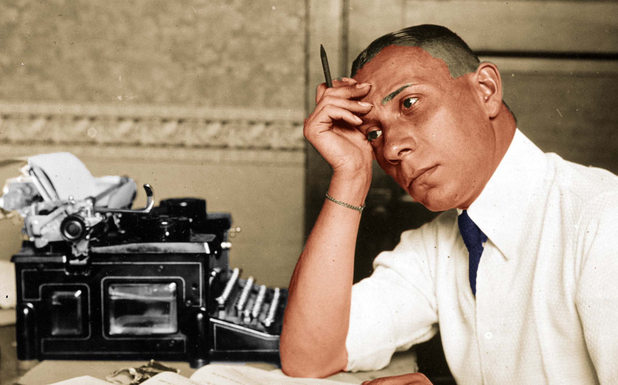 Erich Von Stroheim Desktop wallpaper