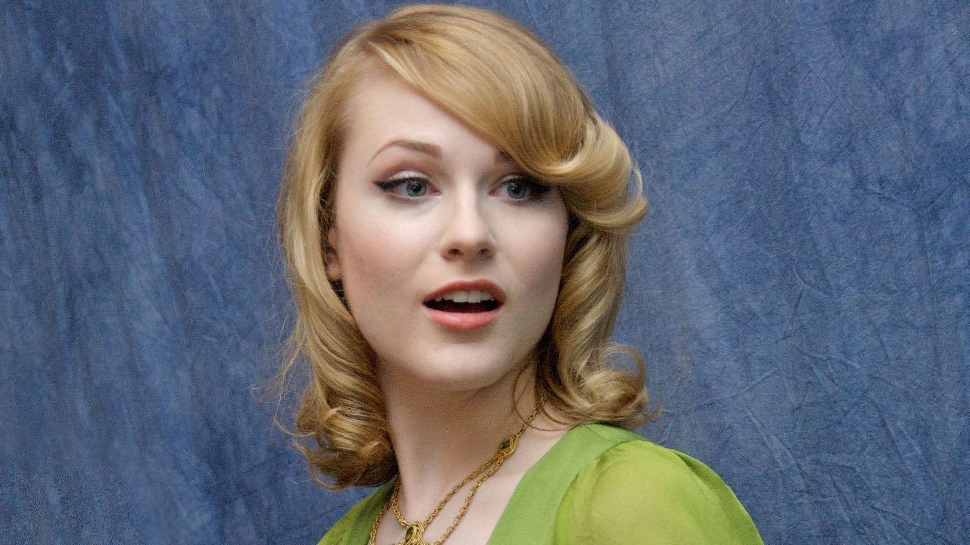 Evan Rachel Wood High