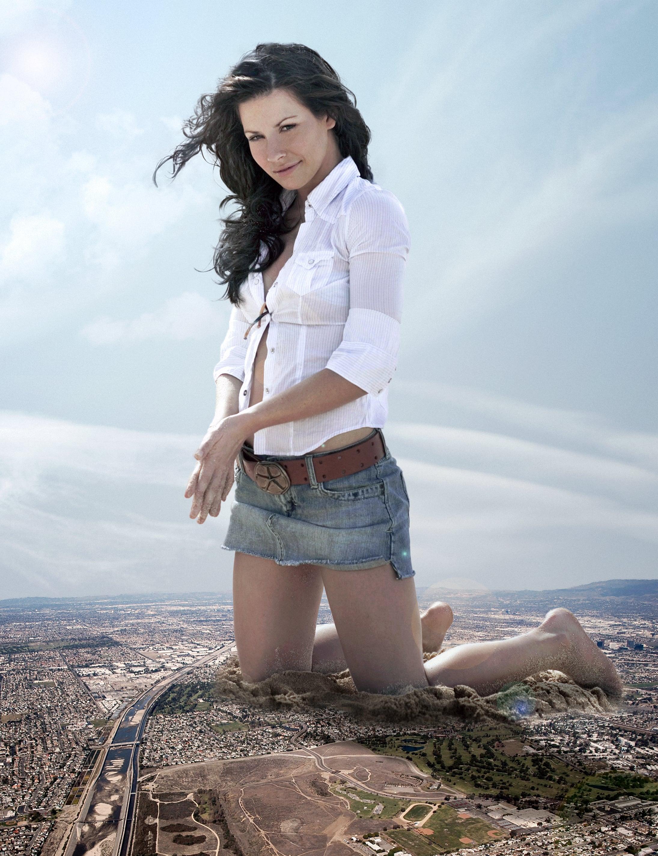 Evangeline Lilly High