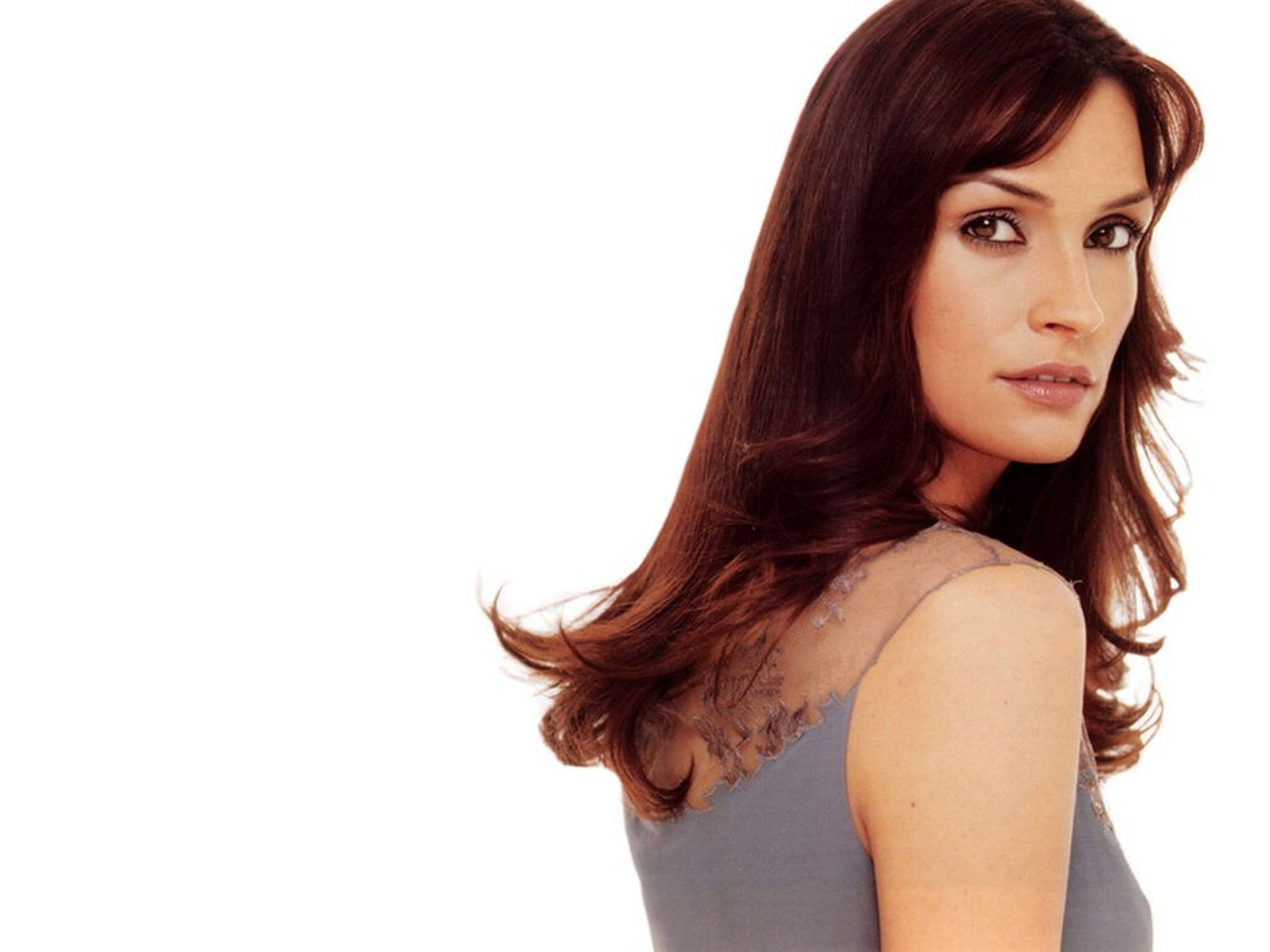 Famke Janssen High