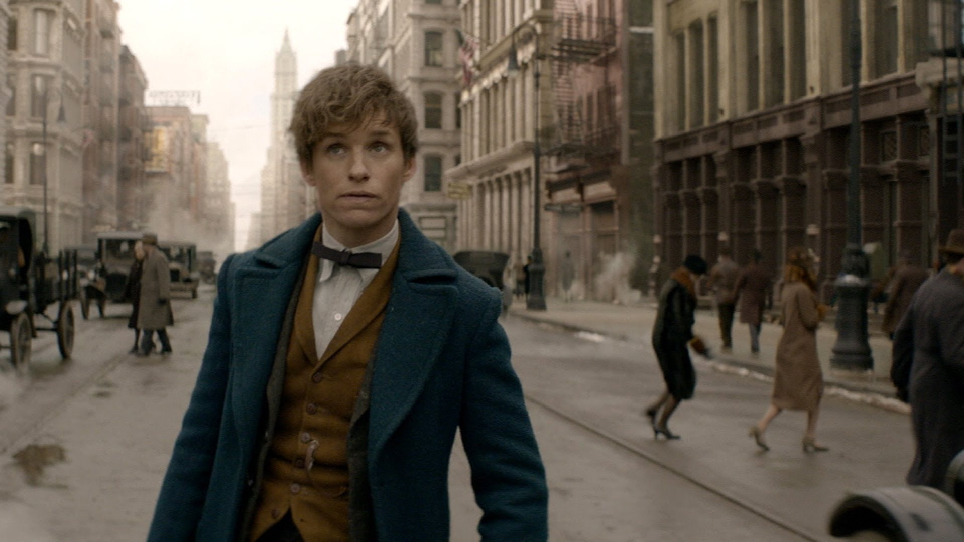 Fantastic Beasts and Where to Find Them HD