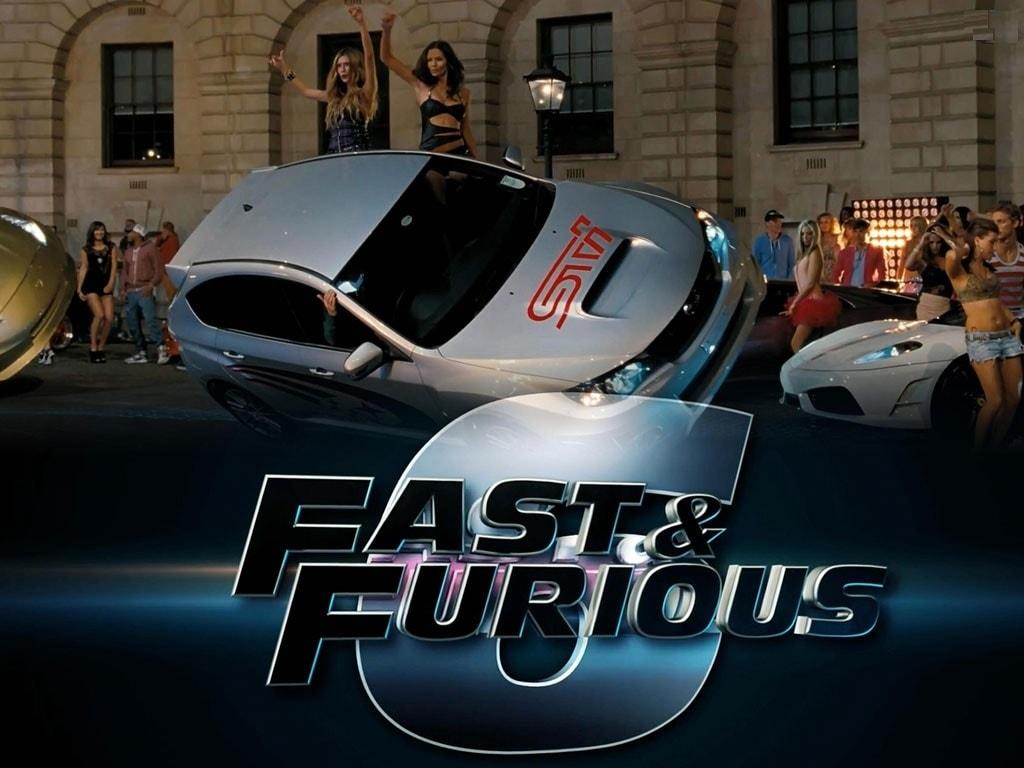 Fast & Furious 6 High