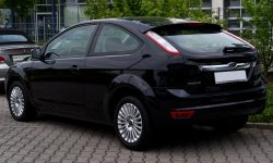 Ford Focus Titanium High