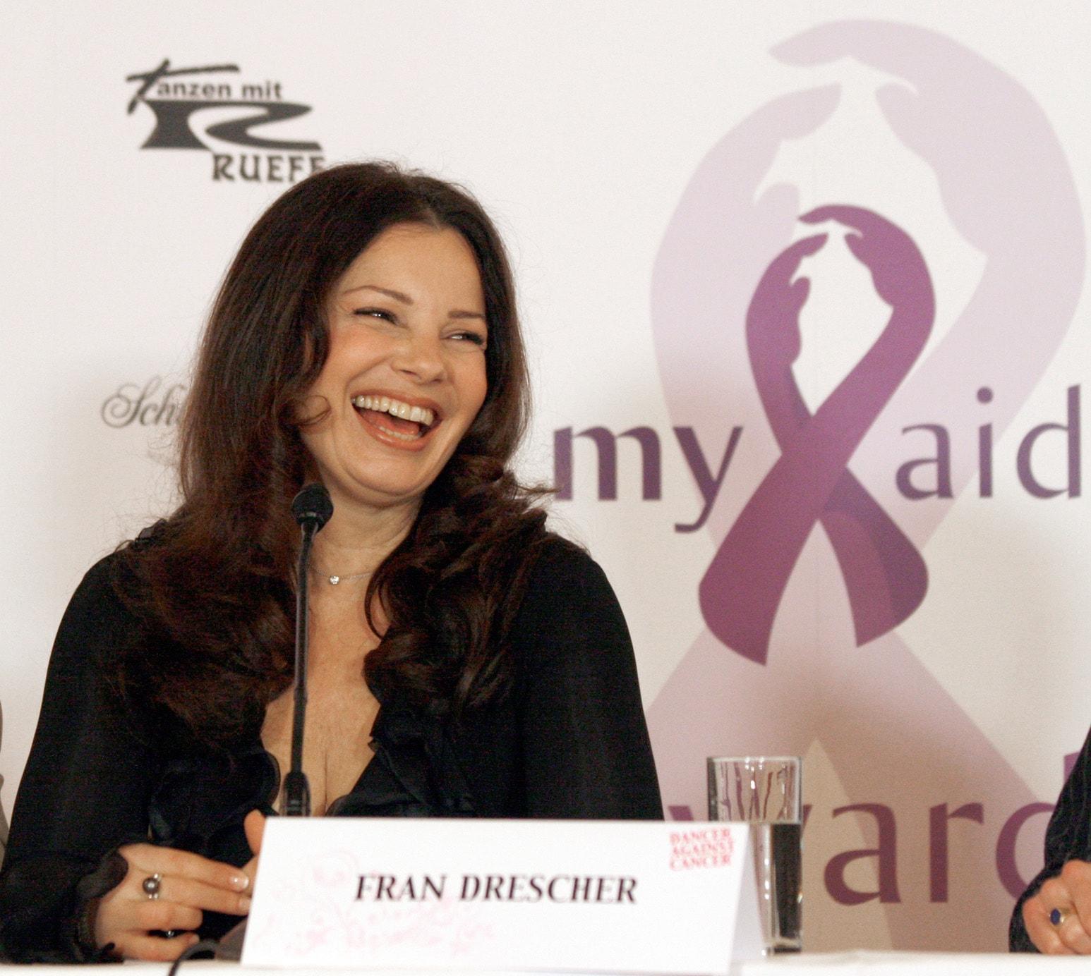 Fran Drescher High