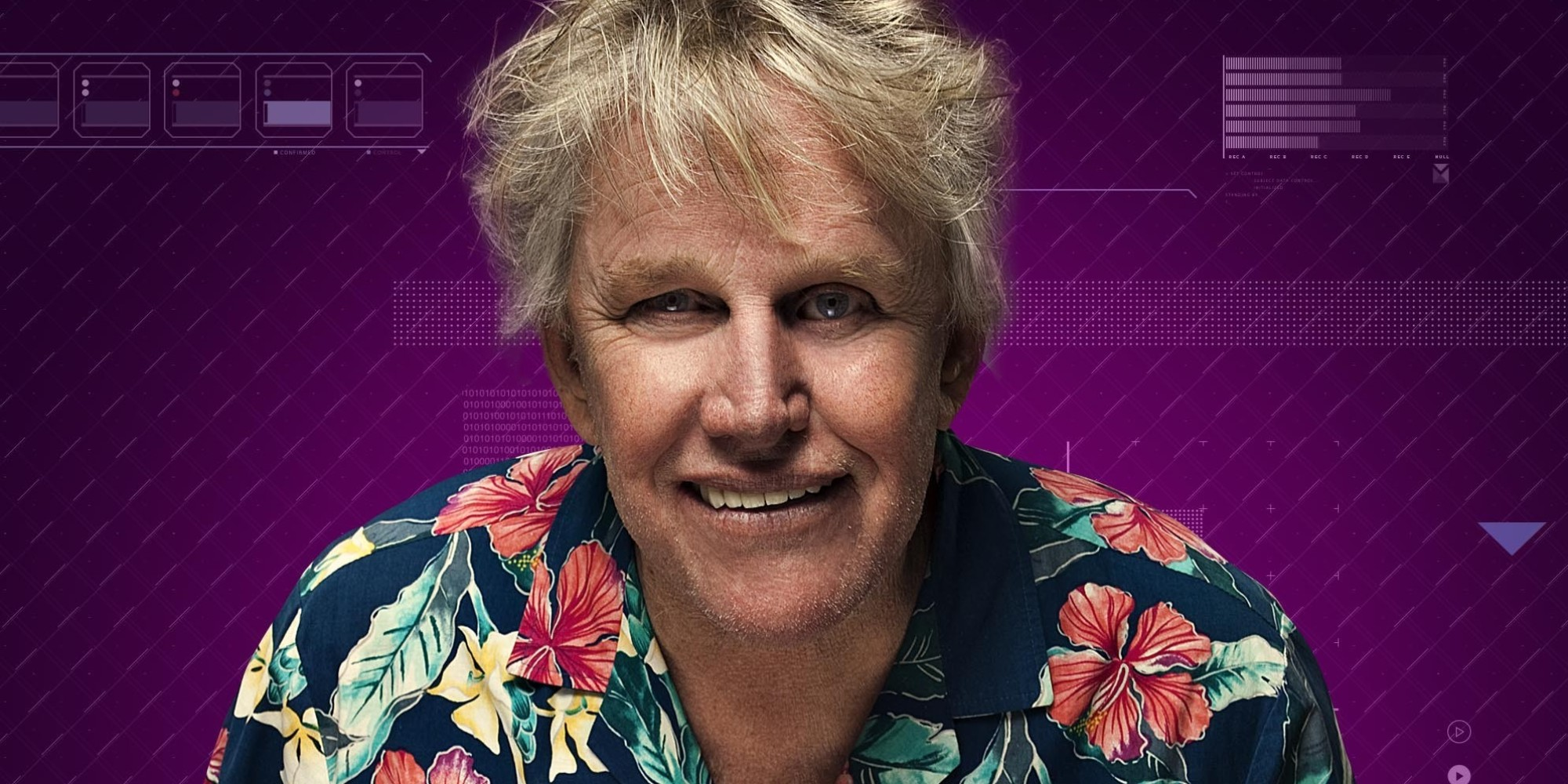 Gary Busey Widescreen for desktop