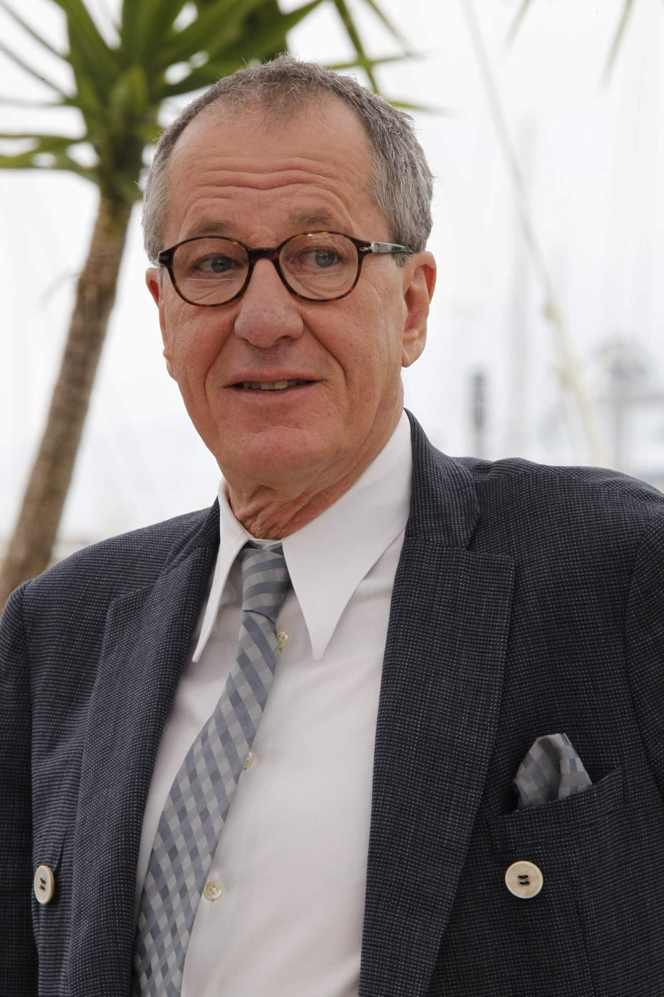 Geoffrey Rush High