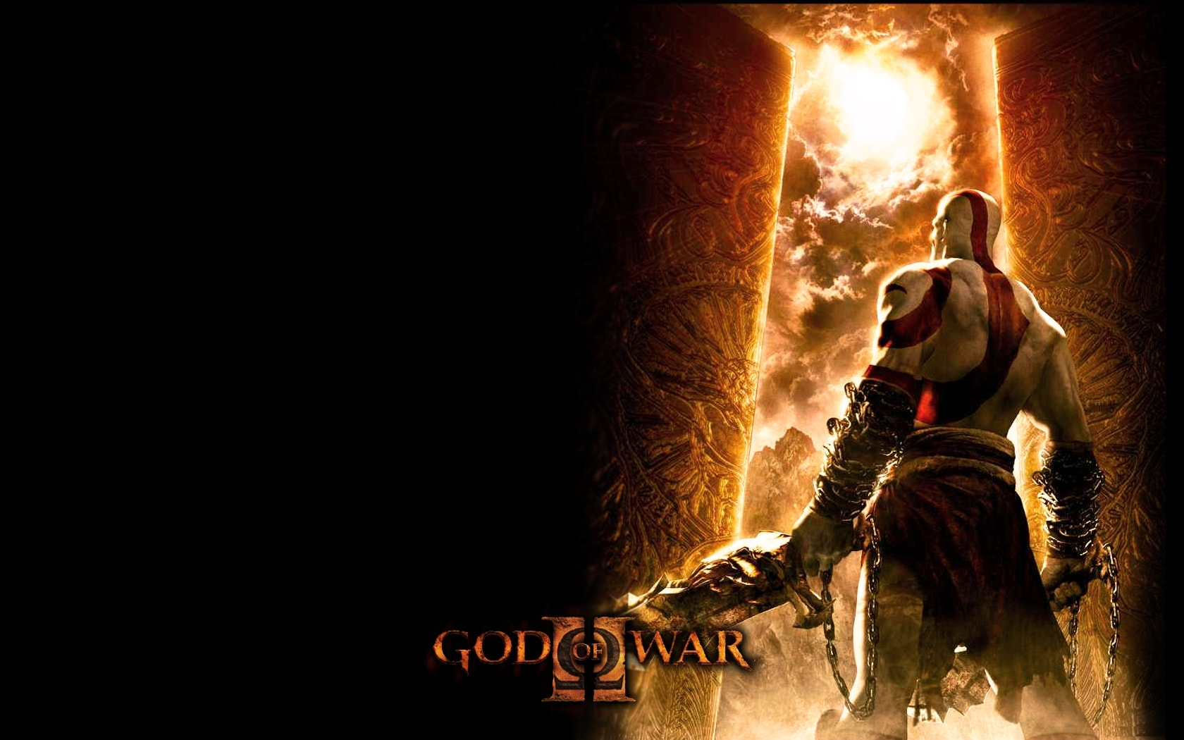 God Of War 2 Wide wallpapers