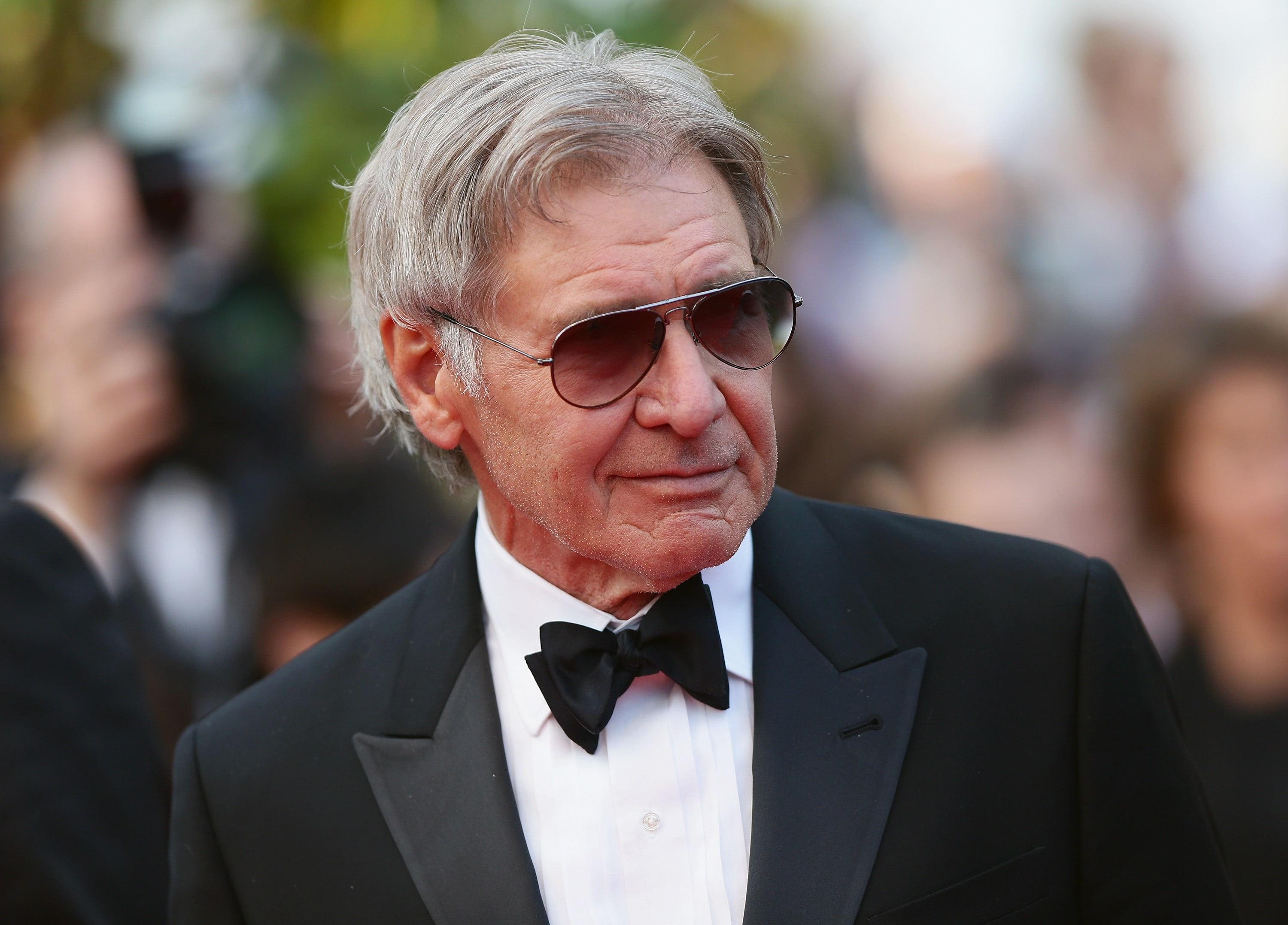 Harrison Ford High