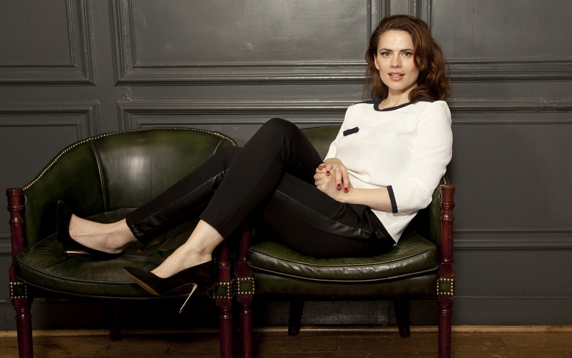 Hayley Atwell High