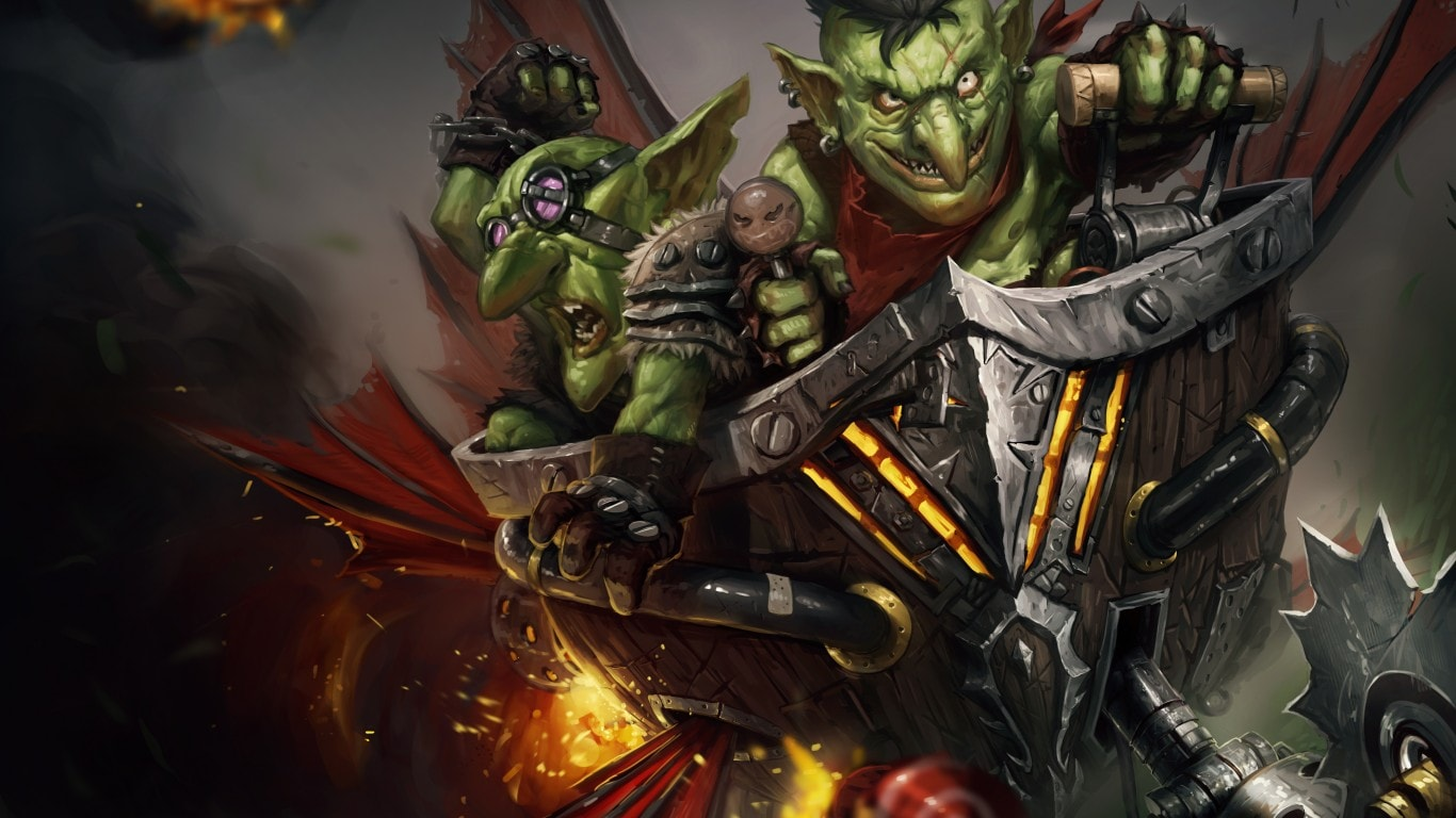 Hearthstone: Goblins Vs. Gnomes High