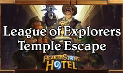 Hearthstone: League of Explorers Wallpaper