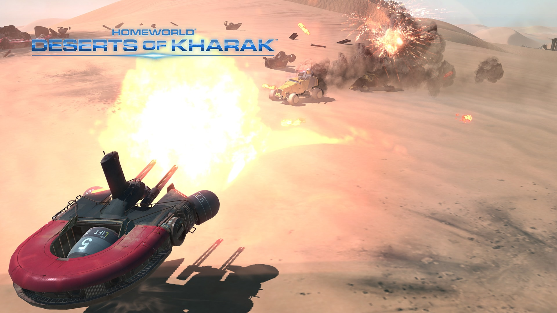 Homeworld: Deserts of Kharak High