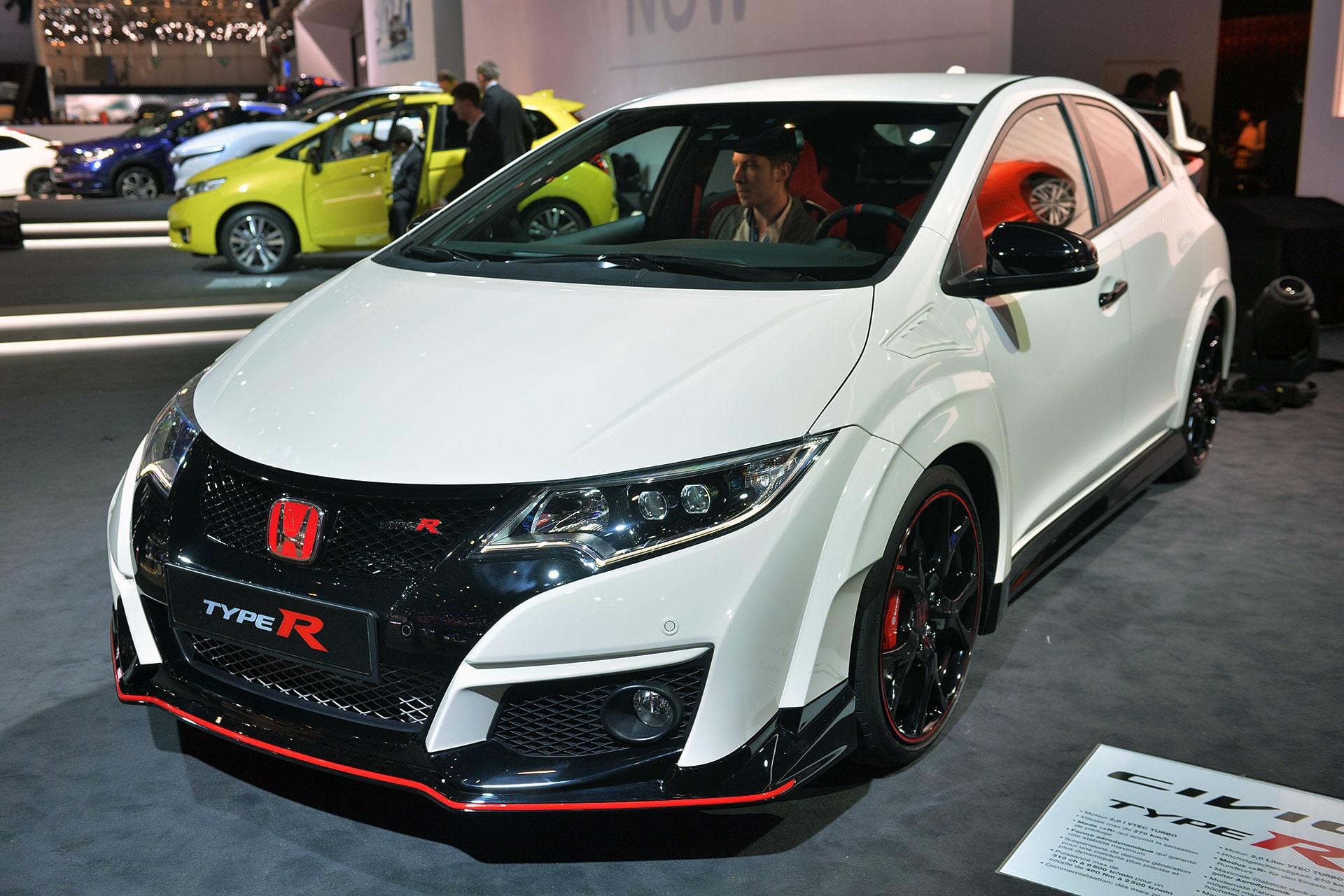 Honda Civic Type-R High