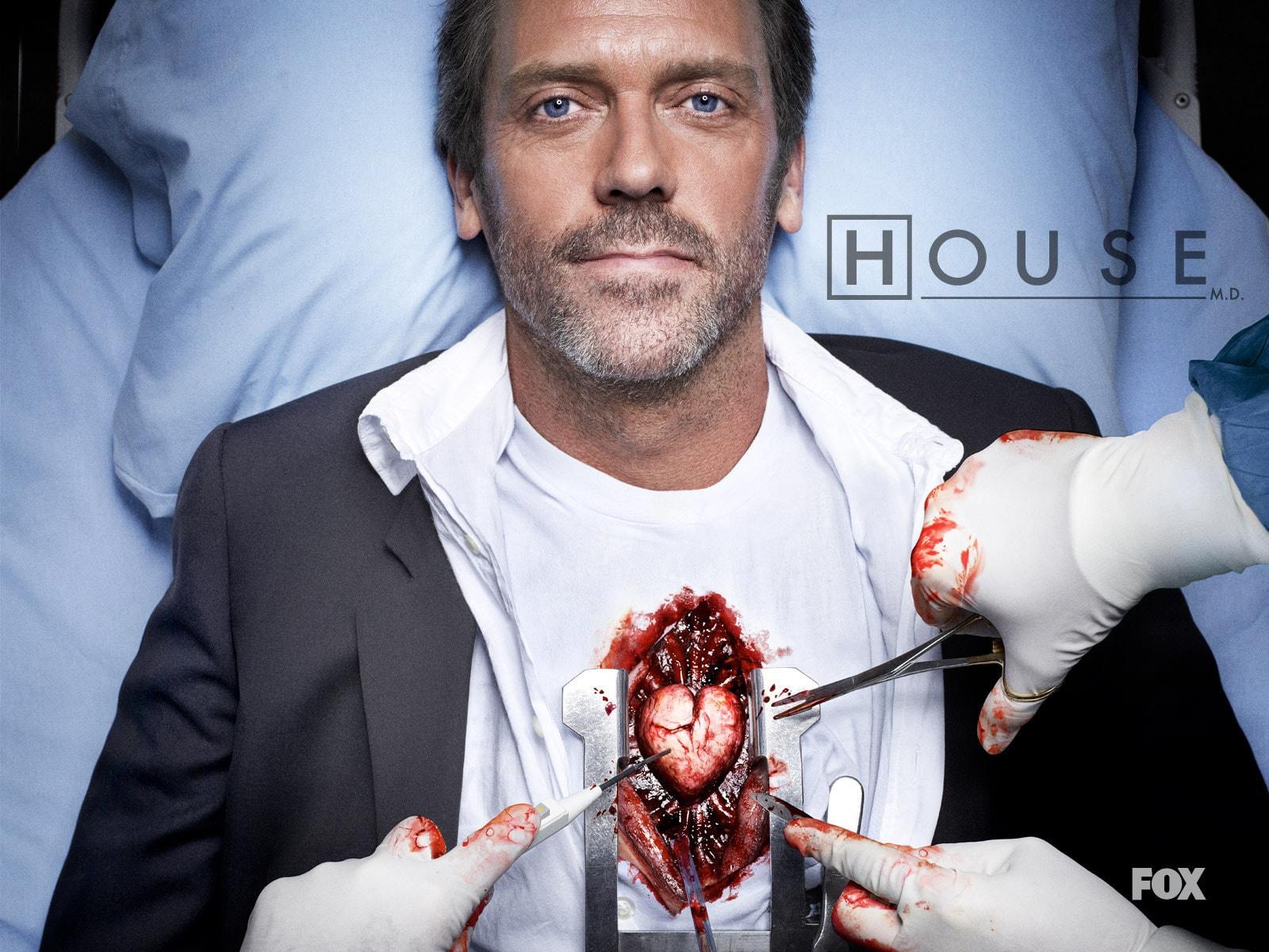 Hugh Laurie High