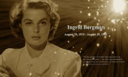 Ingrid Bergman High