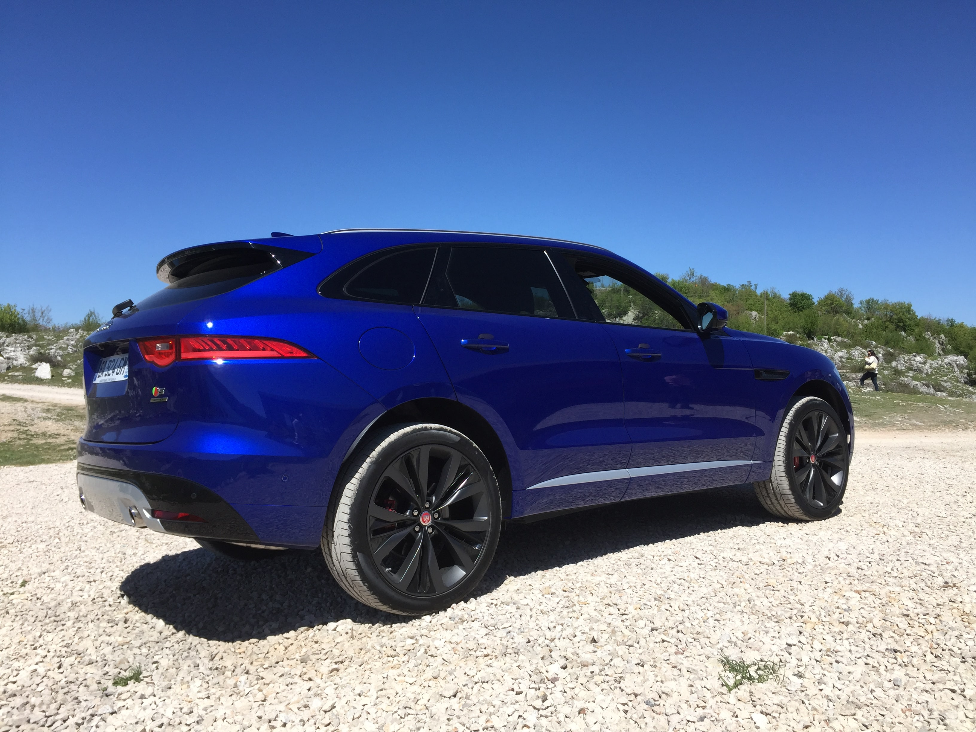 Jaguar F-Pace High